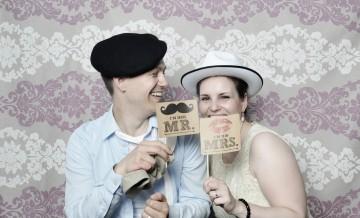 Neu! Photobooth (Selbstauslöser) für Ihre Hochzeit und Familienfeier.