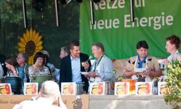 Kartoffelfest Genthin: Stefan Bernschein präsentiert 20. Ausgabe