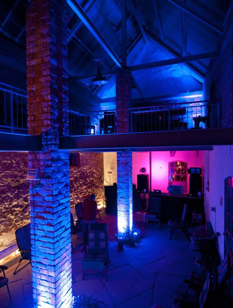 LED-Ambiente-Beleuchtung mieten Stefan Bernschein 3