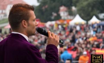 Mainz: Flieger nehmen Umweg für Pyro Games