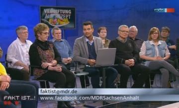 MDR Fakt ist…! aus Magdeburg – Multimedikation