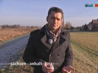 MDR-Meckermobil-Reporter Stefan Bernschein in Zielitz