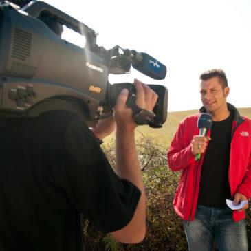 Fernsehmoderation | Stefan Bernschein