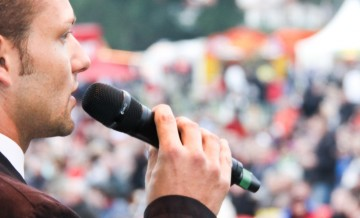 Stefan Bernschein moderiert LandesAnwaltsTag