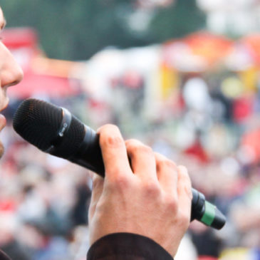 Moderator Stefan Bernschein