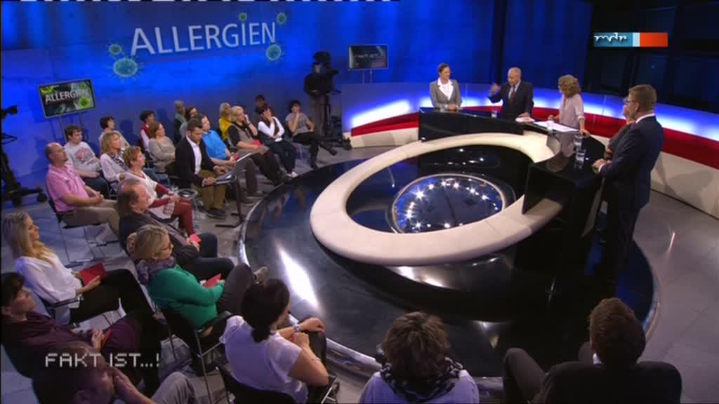 Fakt ist...! aus Magdeburg: Allergien