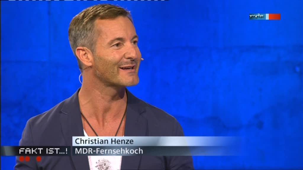 MDR Fakt ist...! aus Magdeburg: Christian Henze