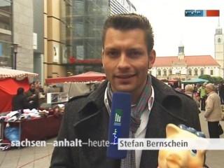 MDR-Reporter Stefan Bernschein sucht die perfekte Geldanlage